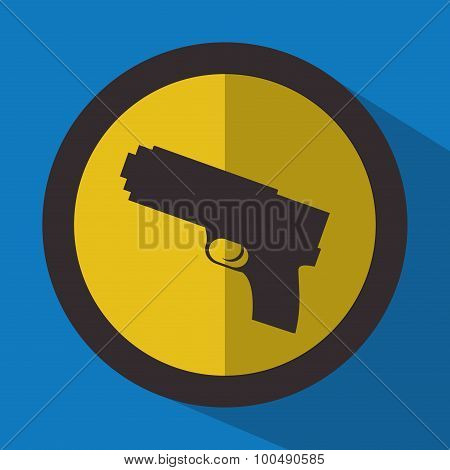 justice icon design