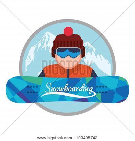 Snowboarding design
