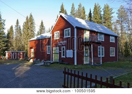 ADAK, SWEDEN OCTOBER 10