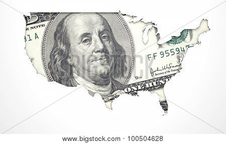 Recessed Country Notes Usa
