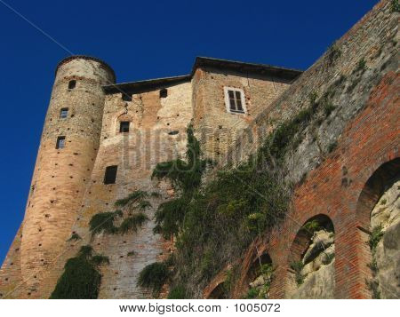 Medieval Castle Italy