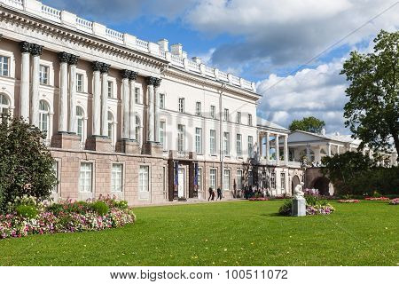 Cameron gallery in Catherine's park in Tsarskoe Selo, Saint Petersburg