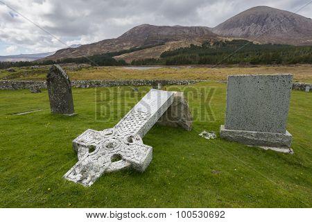 Graveyard Loch Cill Chriosd