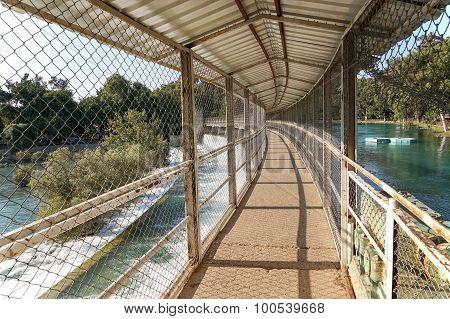 Tarsus Dam, Turkey