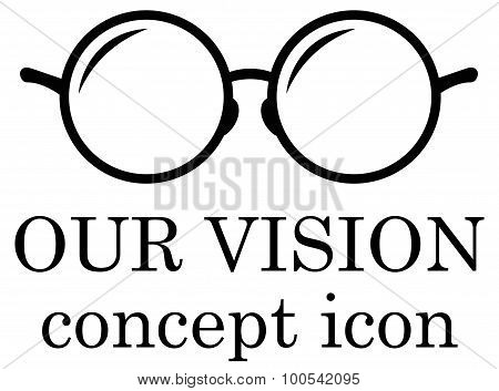 our vision icon