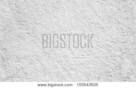 White Wall, Plaster. Seamless Background Texture
