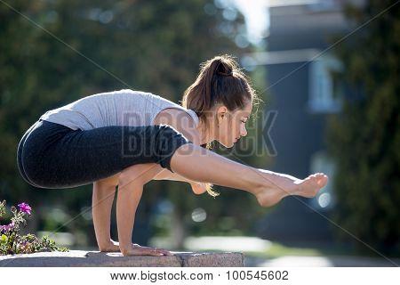 Street Yoga: Firefly Asana
