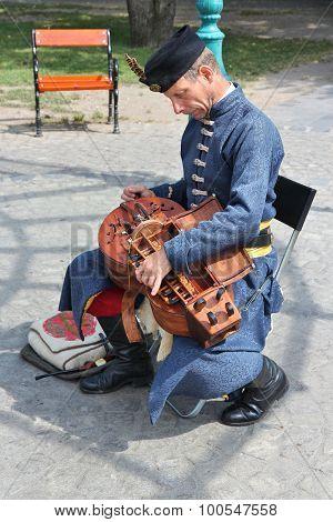Budapest Street Musician