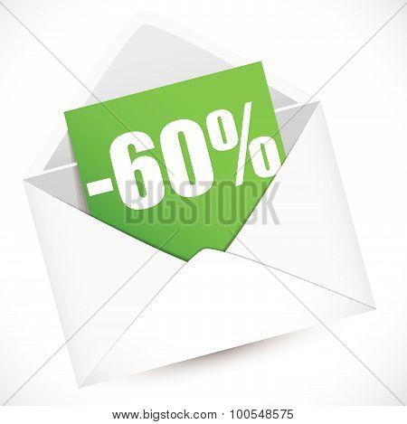 Reduction Of 60 Percent