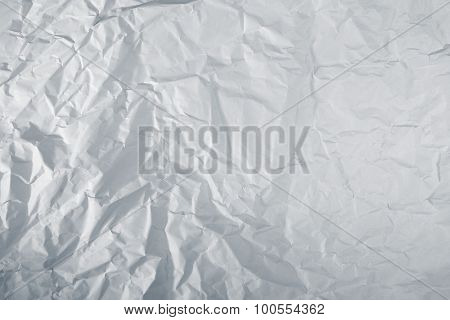 Closeup of paper texture