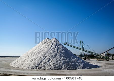 Mountains Of Salt, San Pedro Del Pinatar, Valencia Y Murcia, Spain