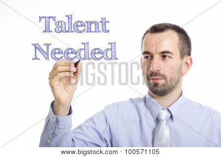 Talent Needed