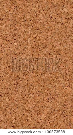 Texture of natural corkwood with small parts