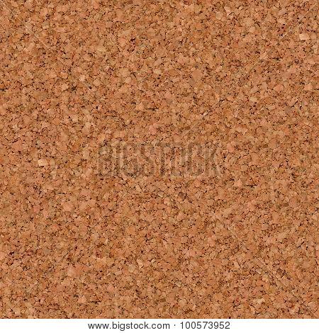 Seamless texture of natural corkwood