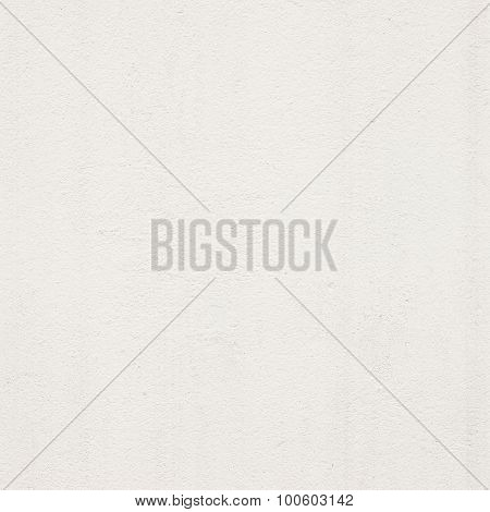 Stucco White Wall Background Or Texture