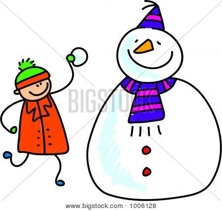 Snowman Kid