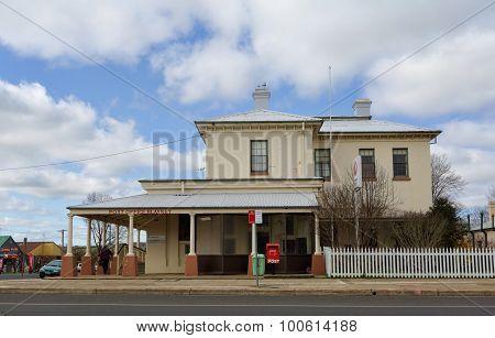 Australia Post Postal Service Blayney Australia