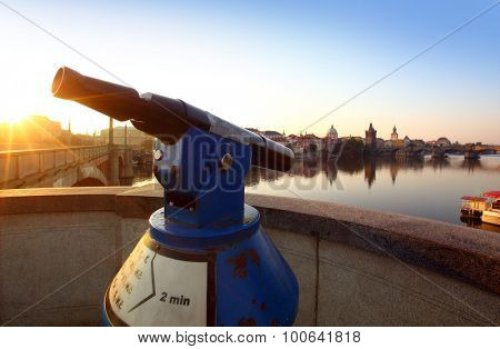 Prague, capital city of Czech Republic