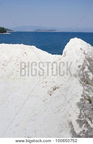 Marble Pebbles Piles