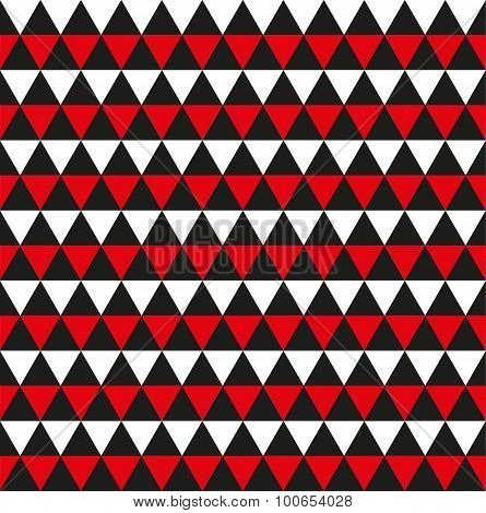Seamless Abstract Triangle Pattern Texture Wallpaper Background