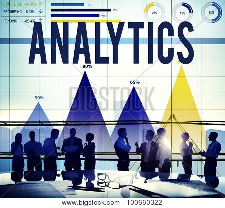 Analytics Information Statistics Technology Traffic Concept