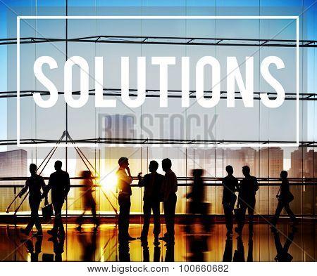 Solutions Solving Problem Improvement Examining Concept