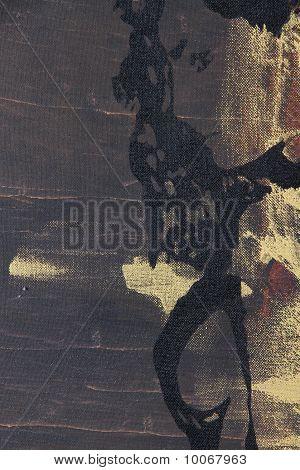 Постер, плакат: Живопись маслом, холст на подрамнике