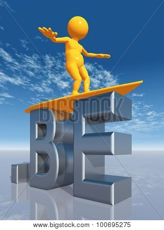 BE Top Level Domain of Belgium