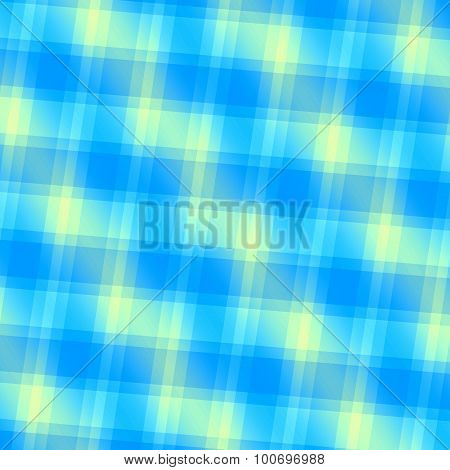Faint white blue pattern concept. Cool neutral pic. Virtual cyan mesh. Optical multi line blend.