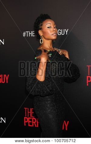 LOS ANGELES - SEP 2:  Erica Ash at the