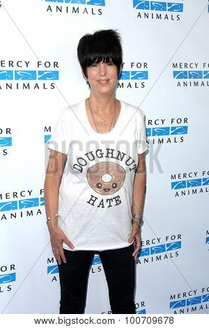 LOS ANGELES - AUG 29:  Diane Warren at the Mercy For Animals Hidden Heroes Gala at the Unici Casa on August 29, 2015 in Culver City, CA