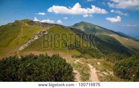 Mountains in Slovakia