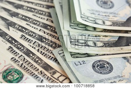 Usa Dollars Background