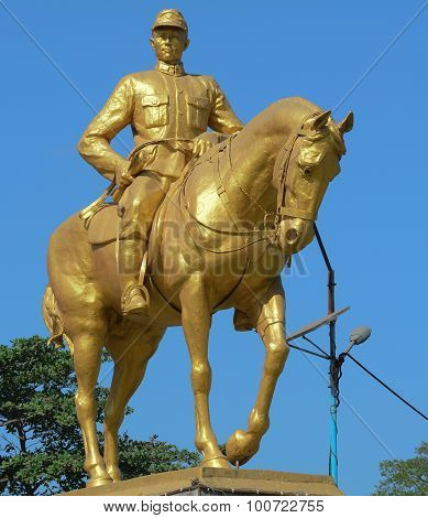 Monument Of General Aung San