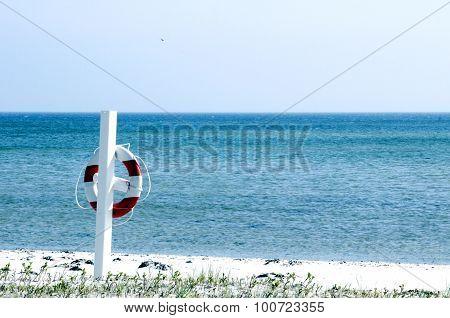 Lifebuoy Ring Denmark Langeland
