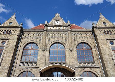 Arad Train Station