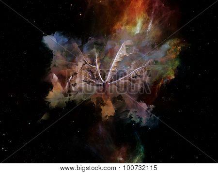 Energy Of Dream Space