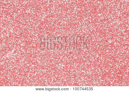 Coral Pink Glitter Texture