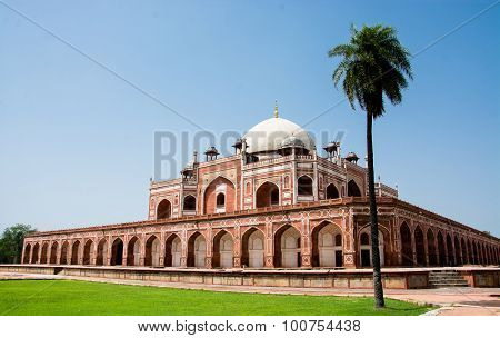 Humayun Tomb-New Delhi,India
