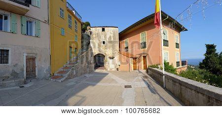 The Old Village Of Roquebrune-cap-martin