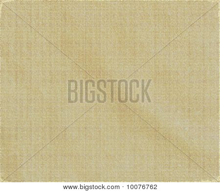 Brown Stained Textured Check Grey Background