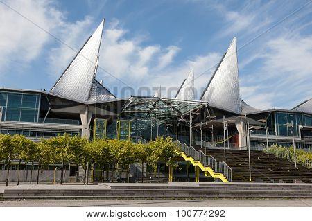 Court Of Justice In Antwerp, Belgium