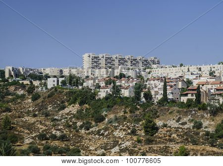 Gehenna Hinnom Valley In Jerusalem