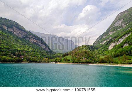 Lago Di Tenno (trentino Italy)
