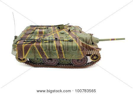 E-10 Tank Scale Model