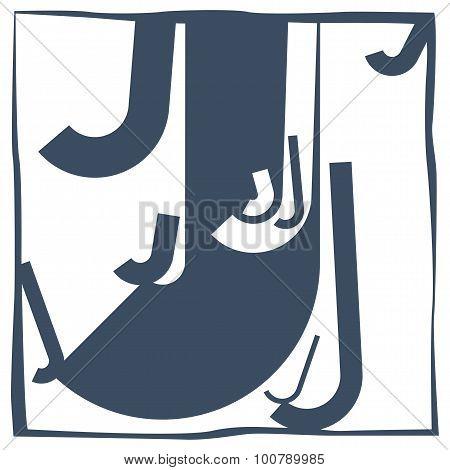 Initial Letter J