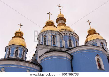 St. Michael's Golden Domed Monastery, Kiev, Ukraine