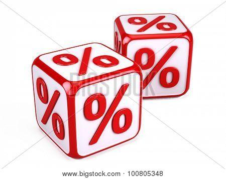 Percentage concept