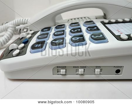 Amplified Big Button Telephone