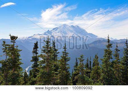 Sunrise, Mount Rainier, Washington State